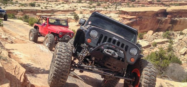 Meet ModernJeeper Lance Clifford – Original Pirate and Baja 1000 Racer