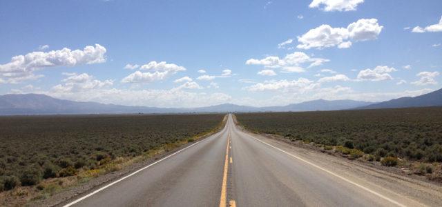 Cowboy Poetry: Highway 50