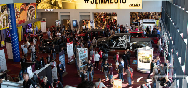 [pics] SEMA Has Begun! Day One Is Here!