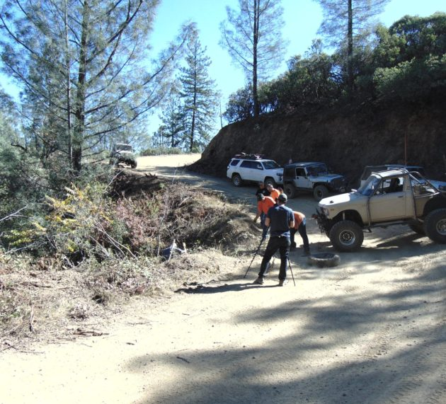 [pics & vid] BREAKING: Trails Restored and Re-opened After Wildfire