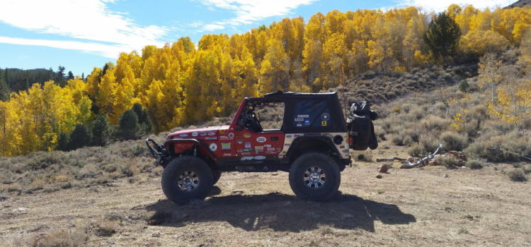 Jeeping Your Way to Fall Colors