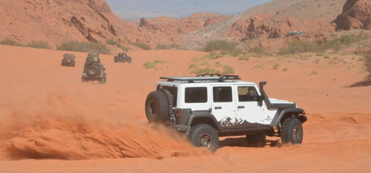"Jeeps and Full Size ""Off-Road"" Left Out of New Fed Report?"