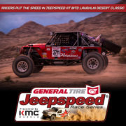 Full Throttle Jeeps at Best in the Desert Laughlin Classic