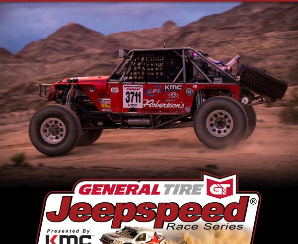 Full Throttle Jeeps at Best in the Desert Laughlin Classic