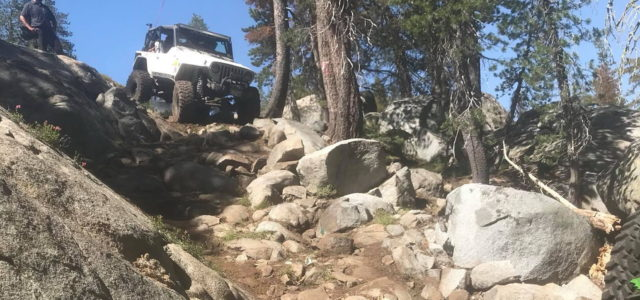 Attention Jeepers – There's a New Trail in California!