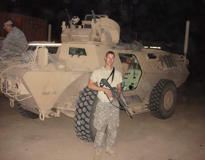 [week of heroes] The Heart of a Hero — SGT Matthew Pyles