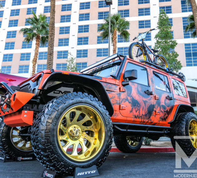 [pics] The SEMA Show 2018 Day Four! It's Not Over Yet!