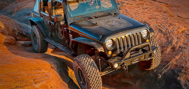 Sentinel Acquires Popular Jeep Hacker Superchips