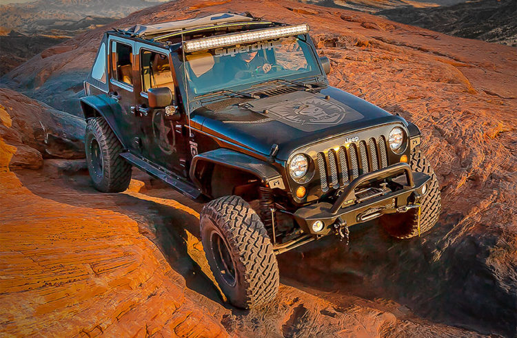 Sentinel Acquires Popular Jeep Hacker Superchips