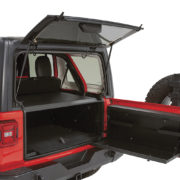 TUFFY Tailgate Lockbox For The Jeep JL