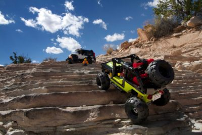 Legos? Jeeps? It's a Match Made in Moab [flashback]