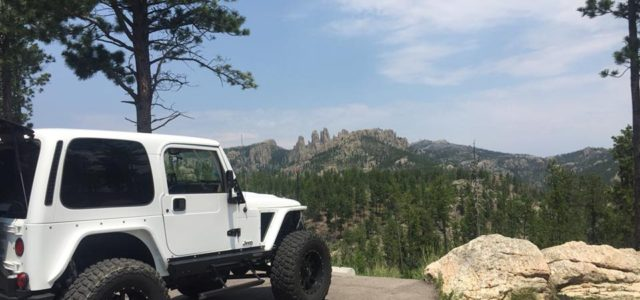 [interview] Motorsports and Tire Guru — ModernJeeper Mr. Richard Winchester