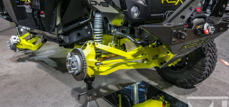 Bolt-On IFS/IRS Jeep Suspension!