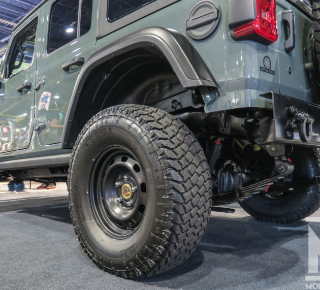 A JL on Leaf Springs? Why Not?