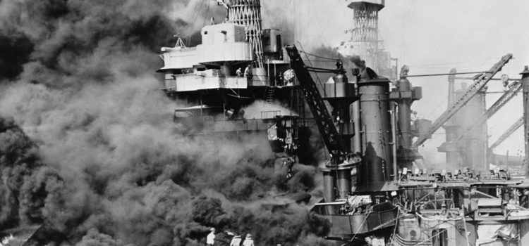 Remembering December 7, 1941 – A Day That Will Live in Infamy