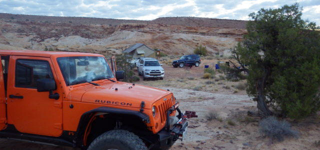 [pics] Hiking in the San Rafael Swell – A ModernJeeper's Tale