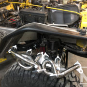 Replacing Your Exhaust Manifold/Header on a TJ/LJ