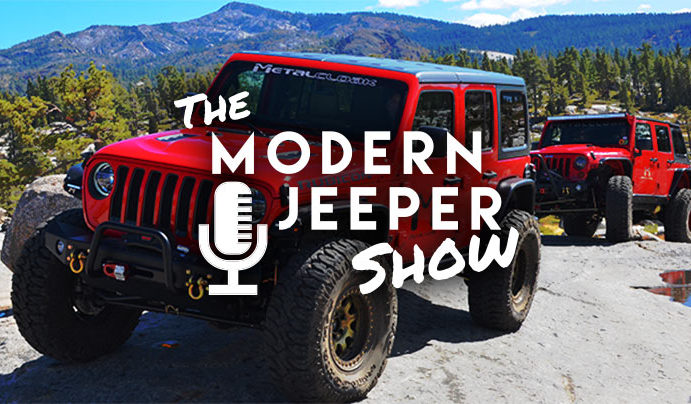 The ModernJeeper Show, Ep. 88 – The Random Show at Myrtle Beach Jeep Jam – Wounded Warriors, Hummers and our $5000 Giveaway