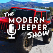 The ModernJeeper Show – Episode 1 – SEMA, Jeep Truck, the new Golden Spike, and More…