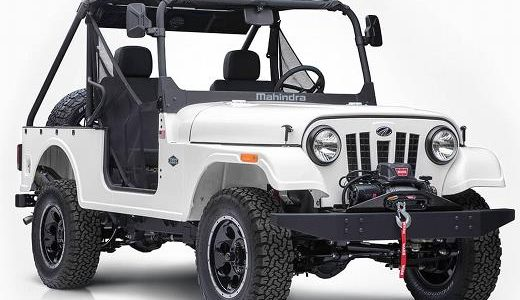 Jeep Scores in Legal Spat with Mahindra