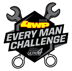 King of the Hammers 4WP Every Man Challenge — Results!