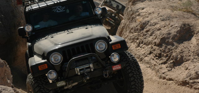 TDS Desert Safari Rocks and Rolls it for the 57th Time