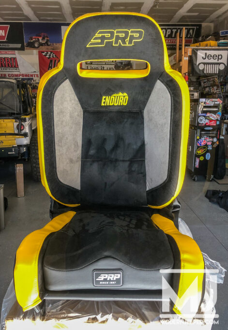 Going the Distance with PRP Enduro Suspension Seats [Install
