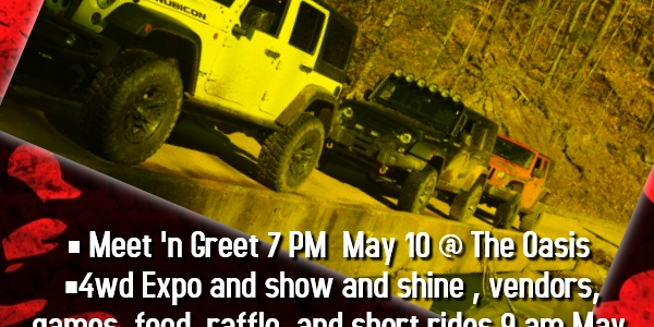 Ramsey's Crooked Creek 4wd Expo