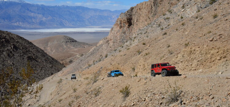 [pics and vids] Death Valley ModernJeeper Adventure