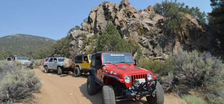 Keeping the Jeeping Fun Alive Through Better Land Use