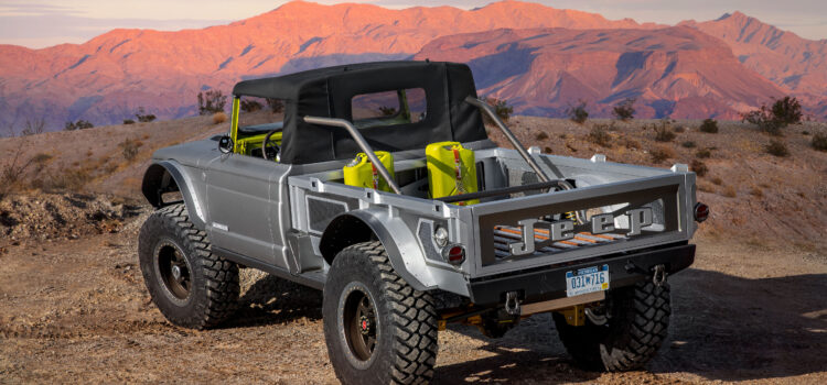 [pics] The Gladiator takes Jeep's Concepts to a Whole New Level