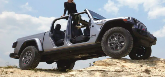 You Could Win $100K on 4X4 Day… Courtesy of Jeep!