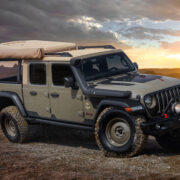 All New Jeep JT Gladiator Begins Shipping