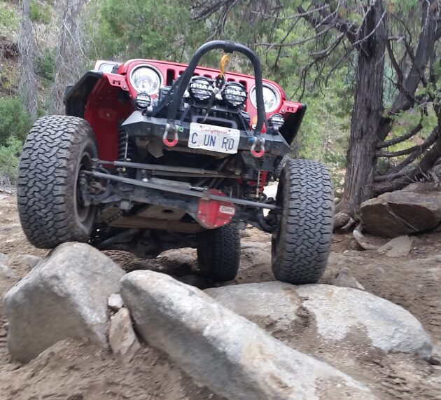 Set My Jeep Free!  Give Me a Ghost Town or Old Mine