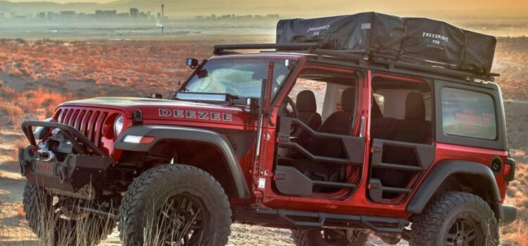Dee Zee Jumps into Jeep Market