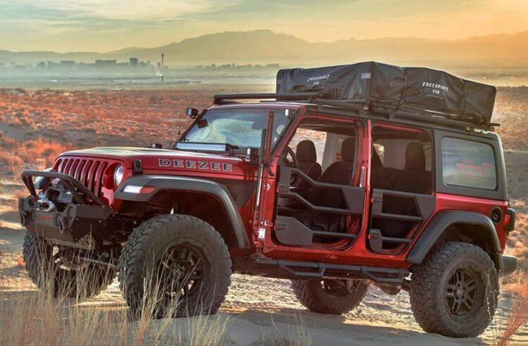 Dee Zee Jumps into Jeep Market