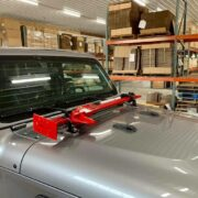 Hi-Lift Jack Hood Mount Compliments New Jeep Gladiator
