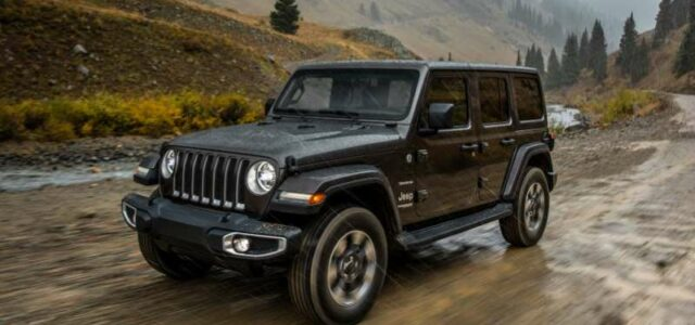[vid] Death Wobble Rears Its Ugly Head in Lawsuit Against FCA/Jeep