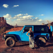 [catie's corner] Jeeping in the Navajo Nation; Exploring Monument Valley
