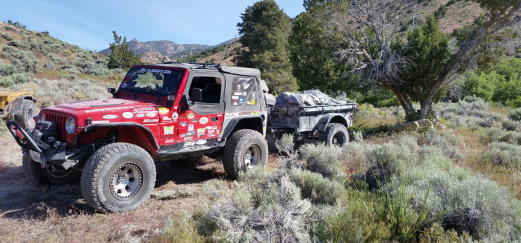 Jeeping Where the Biplanes Flew in the 1920's; Airmail Arrows and Beacons of America