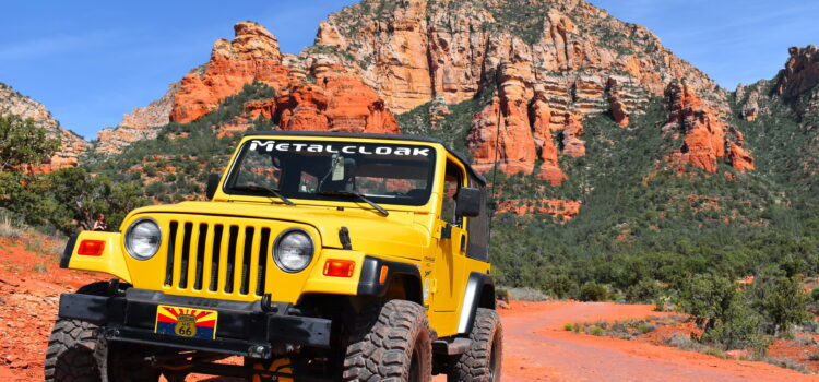 [pics] First Time Jeeping in the Red Rock Country of Sedona, Arizona