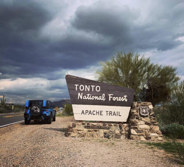 [catie's corner] Jeeping Down the Apache Trail! [pics]