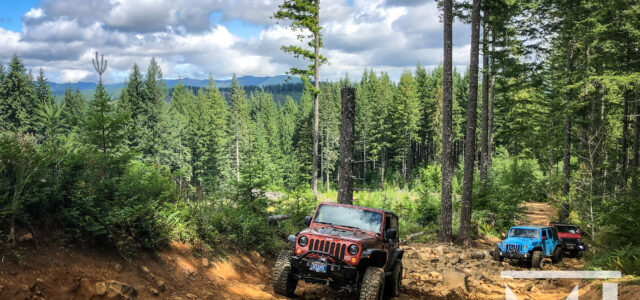 [pics & vid] ModernJeeper Adventures Goes To Tillamook!