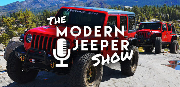 The ModernJeeper Show, Ep. 61 – The Anti-Virus, GPS, Moab, Jeep Episode!