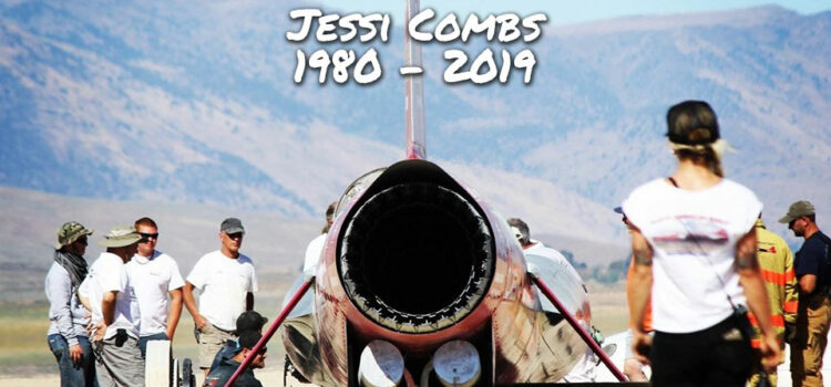 "ModernJeeper Jessi Combs aka ""The Fastest Woman on Four Wheels"" Killed in Jet Car Crash"