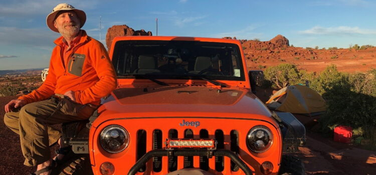 """[pics] Utah's """"The Maze"""" and Orange Cliffs by Jeep"""