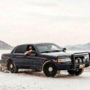 For Shame! Bonneville Salt Flats Crust Gets Vandalized