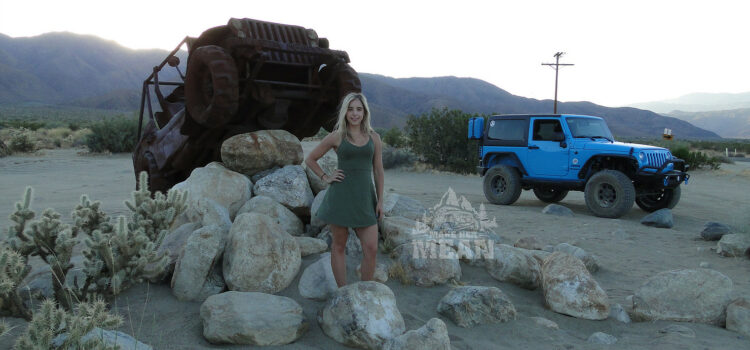 [catie's corner] Make Her Mean Takes You Through a Crazy Jeep Adventure!