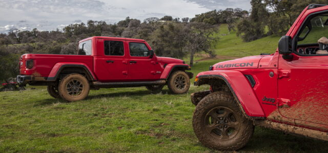 [pics & vid] Jeep Gladiator New Commercial Appeals to the Restless