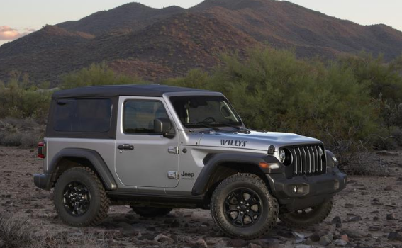 2020 Jeep Wrangler Has Two New Models